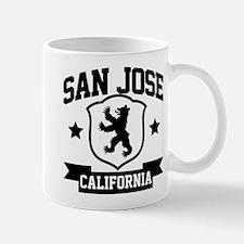 San Jose Heraldry Mug