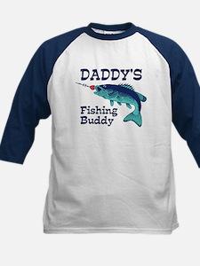 Daddy's Fishing Buddy Tee