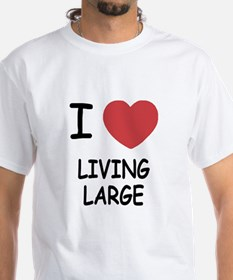 I heart living large Shirt