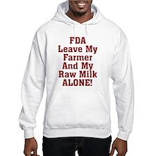 FDA Leave My Farmer And My Ra Hoodie