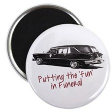 Unique Funeral Magnet