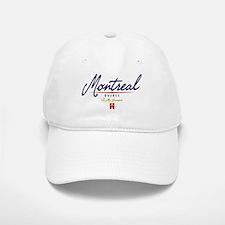 Montreal Script Baseball Baseball Cap