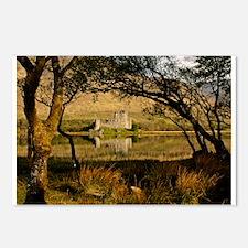 Kilchurn Castle II, Scotland - Postcards (PK of