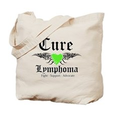 Cure Lymphoma Tote Bag
