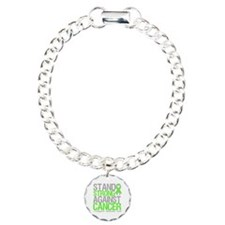 Stand Strong Lymphoma Charm Bracelet, One Charm
