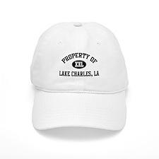 Property of Lake Charles Baseball Cap