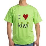 Kiwi Green T-Shirt