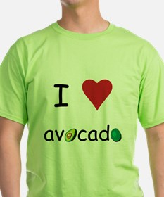 I Love Avocado T-Shirt