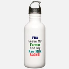 FDA Leave My Farmer and My Ra Water Bottle