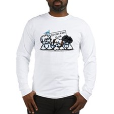 I Love Cotons Long Sleeve T-Shirt
