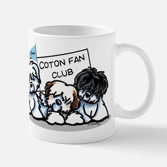 I Love Cotons Mug