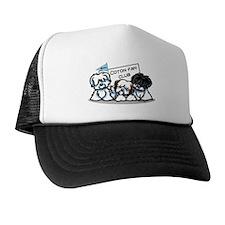 I Love Cotons Trucker Hat