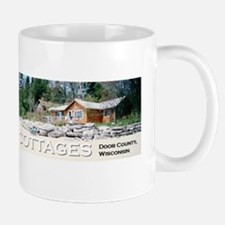 Olson Cottages Door County Mug