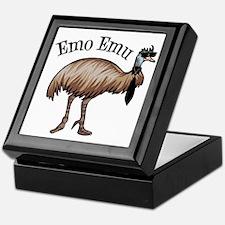 Emo Emu Keepsake Box