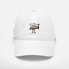 Emo Emu Baseball Baseball Cap