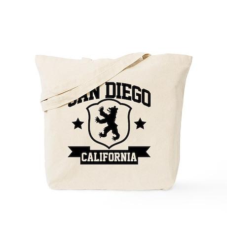 San Diego Heraldry Tote Bag