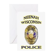 Neenah Police Department Greeting Card