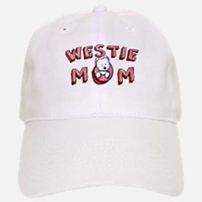 Westie Mom (Red) Baseball Baseball Cap