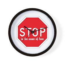 Stop Wall Clock