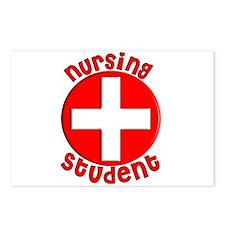 Nursing Student IV 2011 Postcards (Package of 8)