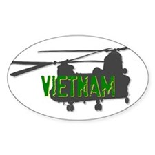 Vietnam Chinook Decal