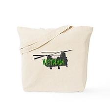 Vietnam Chinook Tote Bag