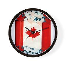 Unique Canadian souvenirs Wall Clock