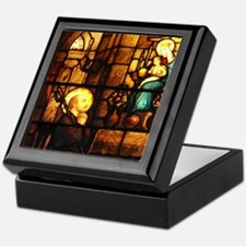 Cute Loyola Keepsake Box