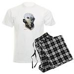Dandie Dinmont Men's Light Pajamas