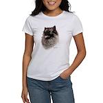 Keeshond Women's T-Shirt
