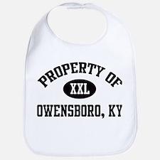 Property of Owensboro Bib