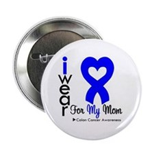 "Colon Cancer 2.25"" Button"