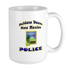 Ruidoso Downs Police Mug