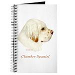 Clumber Spaniel Journal