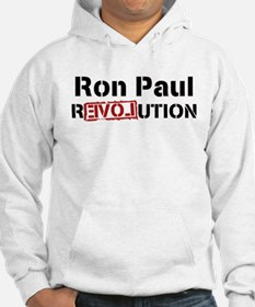 Ron Paul Revolution Jumper Hoody