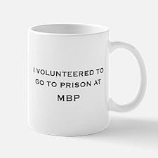 MBP Prison Volunteer Mug