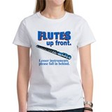 Flutist Women's T-Shirt