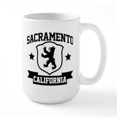 Sacramento Heraldry Large Mug