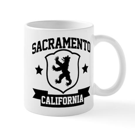 Sacramento Heraldry Mug