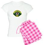 Norwalk Sheriff Women's Light Pajamas