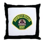 Norwalk Sheriff Throw Pillow