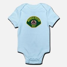 Norwalk Sheriff Infant Bodysuit