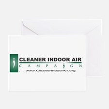 Cleaner Indoor Air Campaign Greeting Cards (Pk of