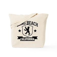 Long Beach Heraldry Tote Bag