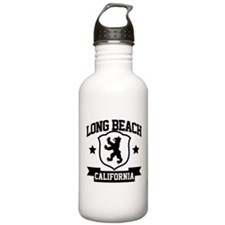 Long Beach Heraldry Water Bottle