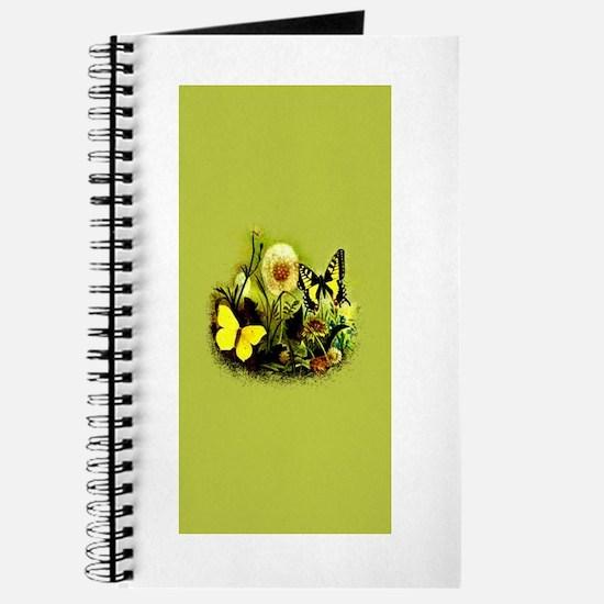 Butterfly Garden - Journal