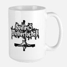 Godless Motherfucker Large Mug