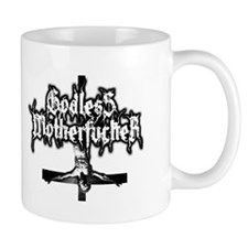 Godless Motherfucker Small Mug