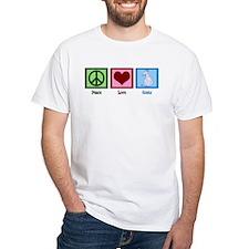 Peace Love Goats Shirt