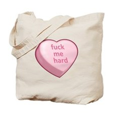 fuck me hard Tote Bag